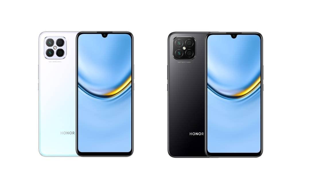 گوشی جدید آنر پلی ۲۰ پرو با صفحه نمایش سوپر آمولد و تراشه هلیو جی ۸۰ مدیاتک عرضه شد - چیکاو