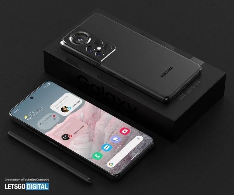 جزئیات جدید گوشی های گلکسی اس ۲۲ نمایشگرهای کوچکتری را برای مدل های استاندارد و پلاس نشان می دهد - چیکاو