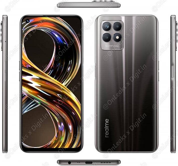 گوشی ریلمی ۸ آی به طور رسمی تأیید کرد که از تراشه ی هلیو جی ۹۶ مدیاتک استفاده می کند - چیکاو