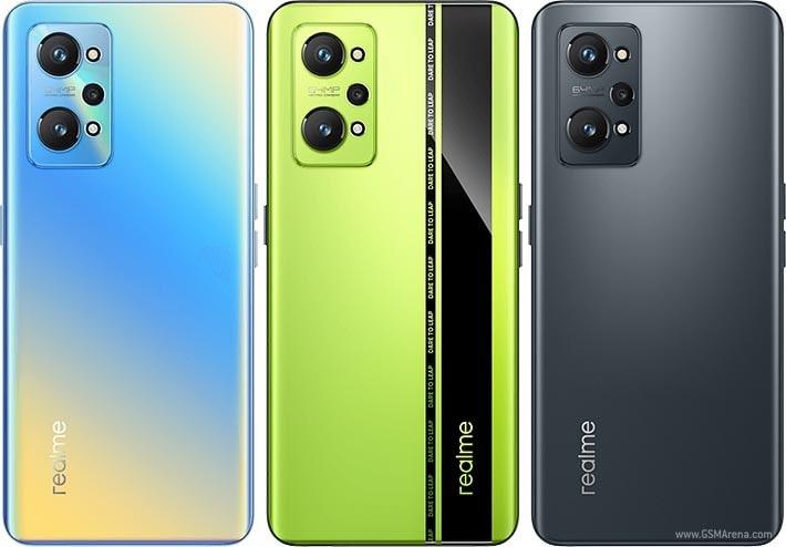 رنگ بندی گوشی هوشمند ریلمی جی تی نئو ۲ (GT Neo2) - چیکاو