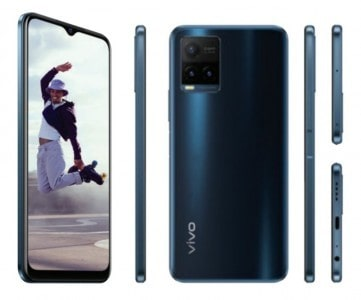 مشخصات گوشی ویوو Y21s فاش شد: پردازنده هلیو جی ۸۰ مدیاتک و دوربین اصلی ۵۰ مگاپیکسلی دارد - چیکاو