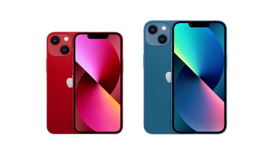 مقایسه مشخصات دو گوشی آیفون ۱۳ و ایفون ۱۳ مینی - چیکاو