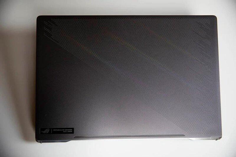 مشخصات لپتاپ راگ زفیروس جی ۱۵ ایسوس - چیکاو