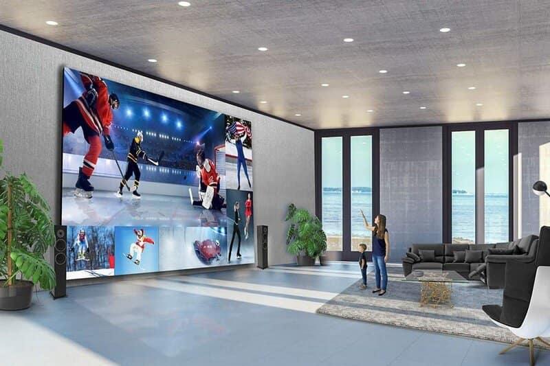 ال جی تلویزیون ۳۲۵ اینچی ۹۰۰ کیلویی تولید می کند که ۵۰۰ میلیارد تومان قیمت دارد! - چیکاو