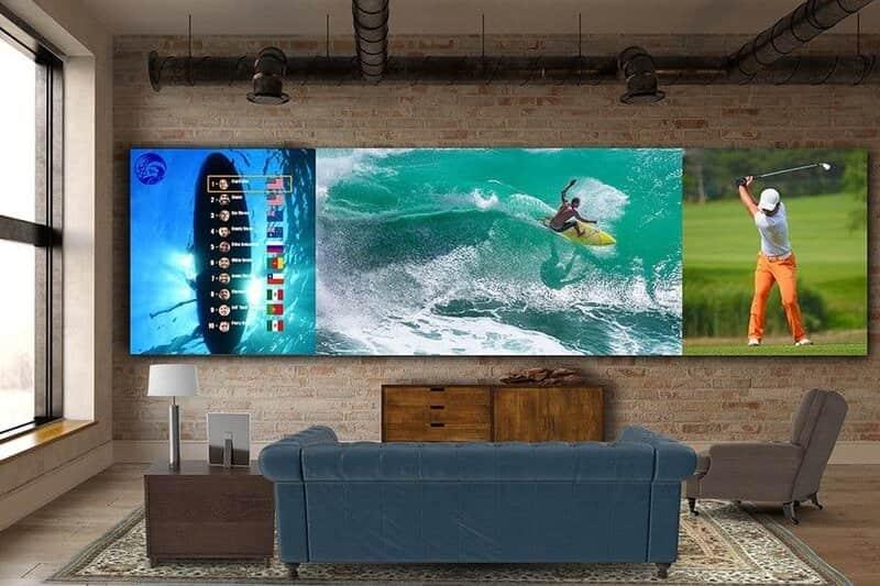 نمایشگرهای نمایش مستقیم LED (DVLED) سینمای خانگی - چیکاو