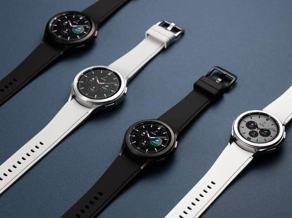 رنگ بندی ساعت هوشمند گلکسی واچ ۴ (Galaxy Watch 4 ) - چیکاو