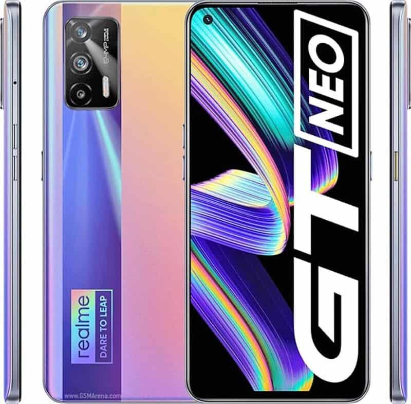 گوشی هوشمند ریلمی جی تی نئو (REALME GT NEO) - چیکاو
