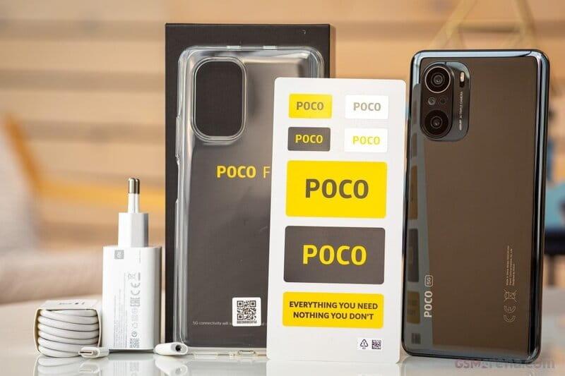 پنل پشتی گوشی هوشمند پوکو اف ۳ شیائومی (POCO F3) - چیکاو