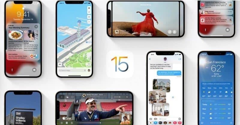 سیستمعاملهای watchOS 8 و iOS 15 و iPadOS 15 در ۲۹ شهریور منتشر میشوند - چیکاو