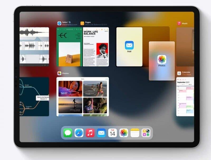 امکانات های سیستم عاملهای iPadOS 15 و iOS 15 - چیکاو