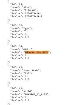 اطلاعات TENAA درباره گوشی ریلمی کیو 3 اس - چیکاو