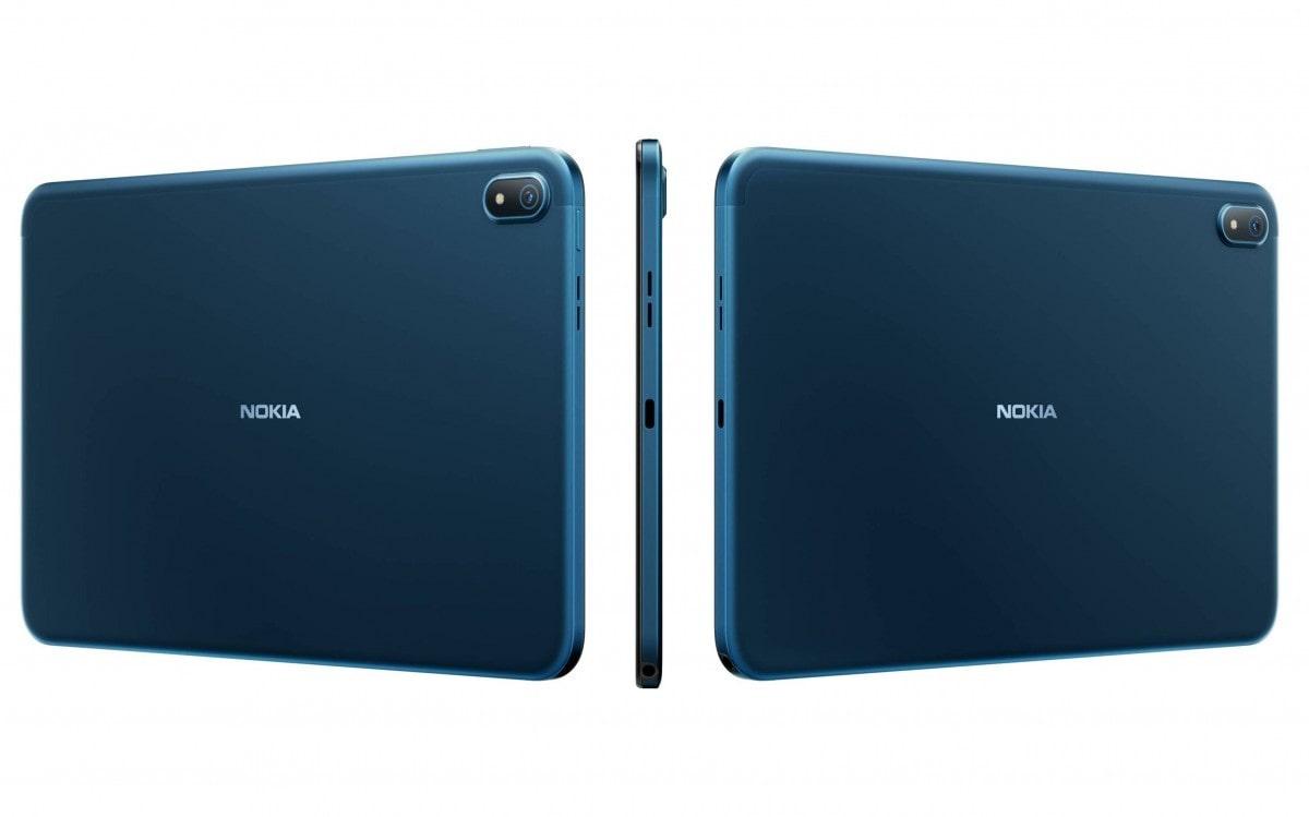 تبلت نوکیا تی ۲۰ (Nokia T 20) آبی - چیکاو