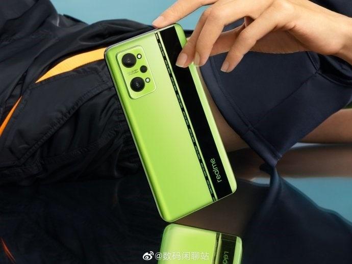گوشی ریلمی جی تی نئو ۲ به زودی در اروپا عرضه می شود، انواع حافظه و قیمت فاش شد - چیکاو