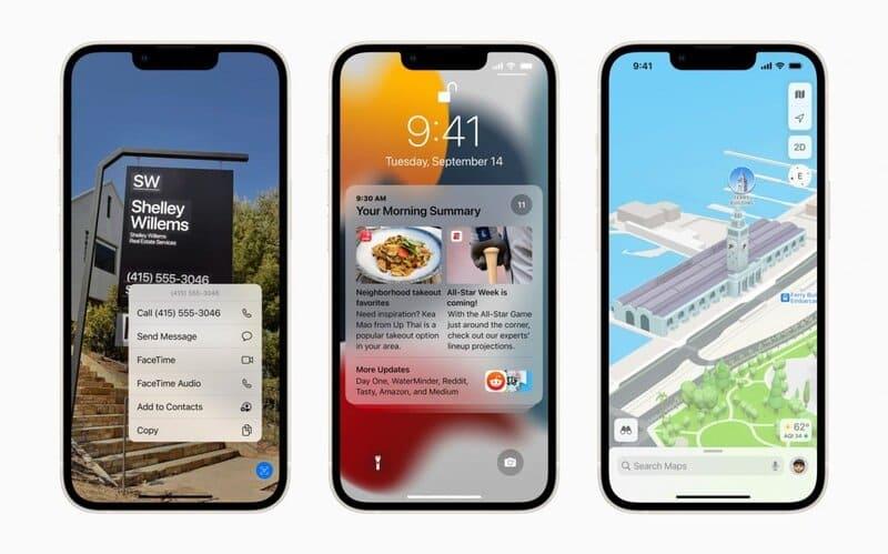 اپل به روز رسانی های iOS 15.0.2 و watchOS 8.0.1 را برای آیفون های ۱۳ و ساعتهای هوشمند سری ۳ منتشر کرد - چیکاو