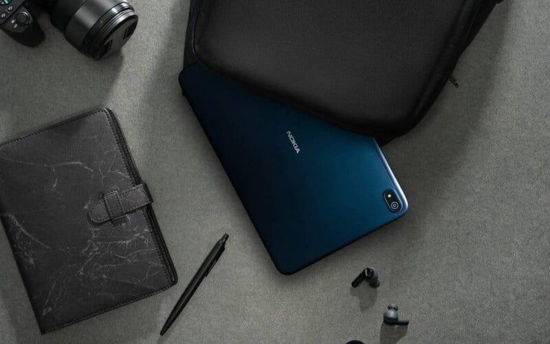 پنل پشتی تبلت نوکیا تی ۲۰ (Nokia T 20) - چیکاو