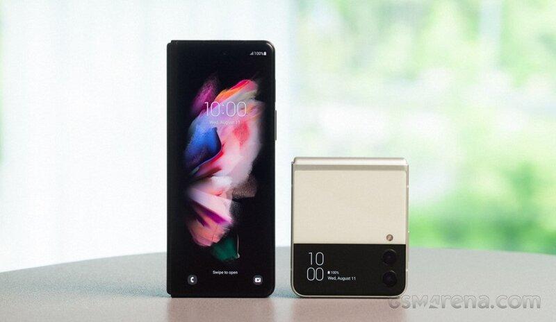 گوشیهای هوشمند تاشو نسل سوم سامسونگ - چیکاو