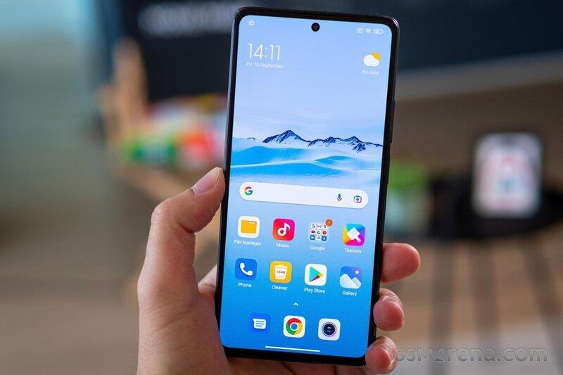 صفحه نمایش گوشی هوشمند شیائومی ۱۱ تی پرو - چیکاو