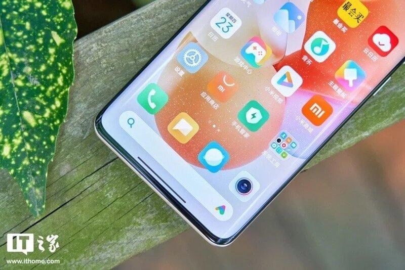صفحه نمایش گوشی هوشمند شیائومی سیوی (XIAOMI CIVI) - چیکاو